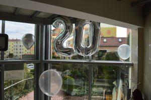 Relacja fotograficzna zobchodów 20 urodzin Centrum Okulistycznego DrFuchs